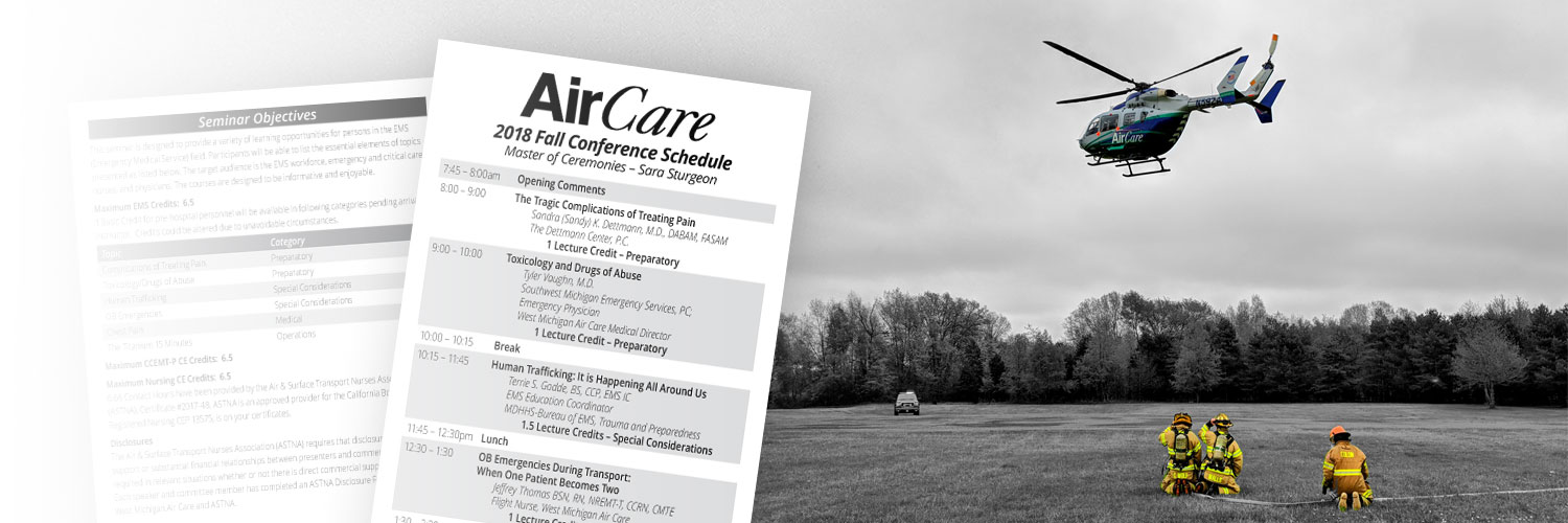 2018 Air Care Fall Conference